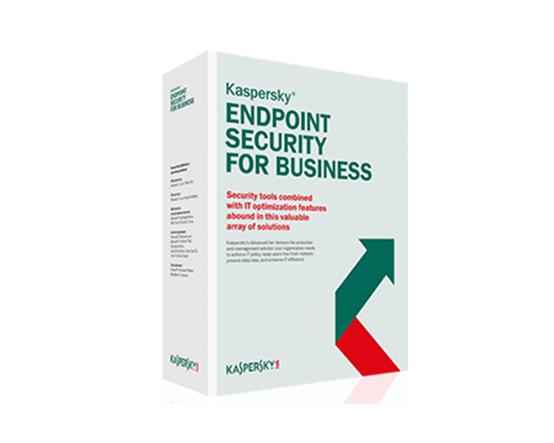 Kaspersky(企業版)- Kaspersky Endpoint Security for Business
