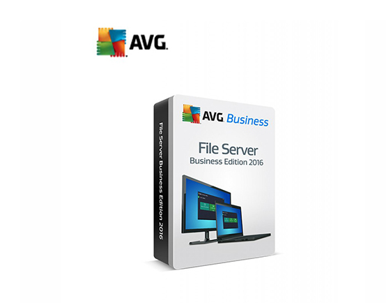 AVG(企業版)- AVG File Server Edition