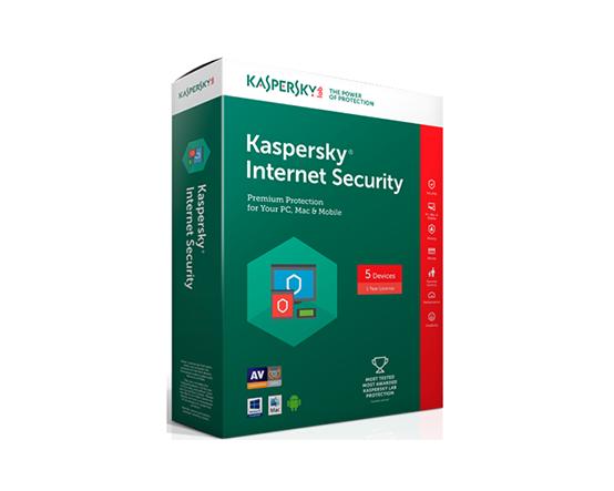 Kaspersky(個人版)- Kaspersky Internet Security